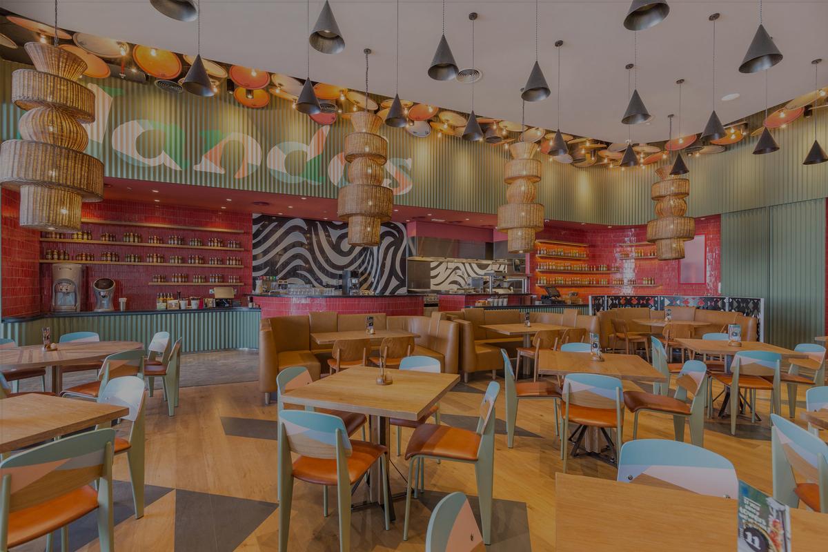 Nando's Dubai Festival City Mall