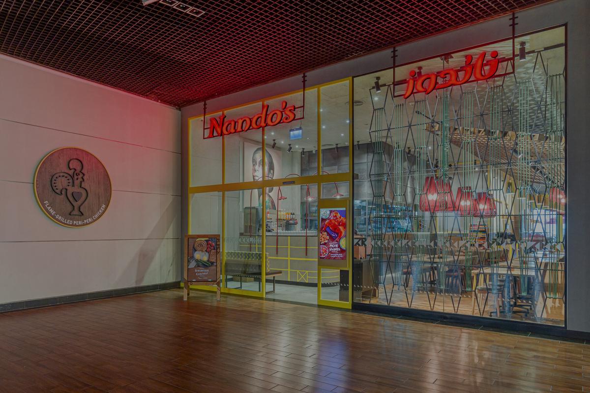 Nando's The Dubai Mall