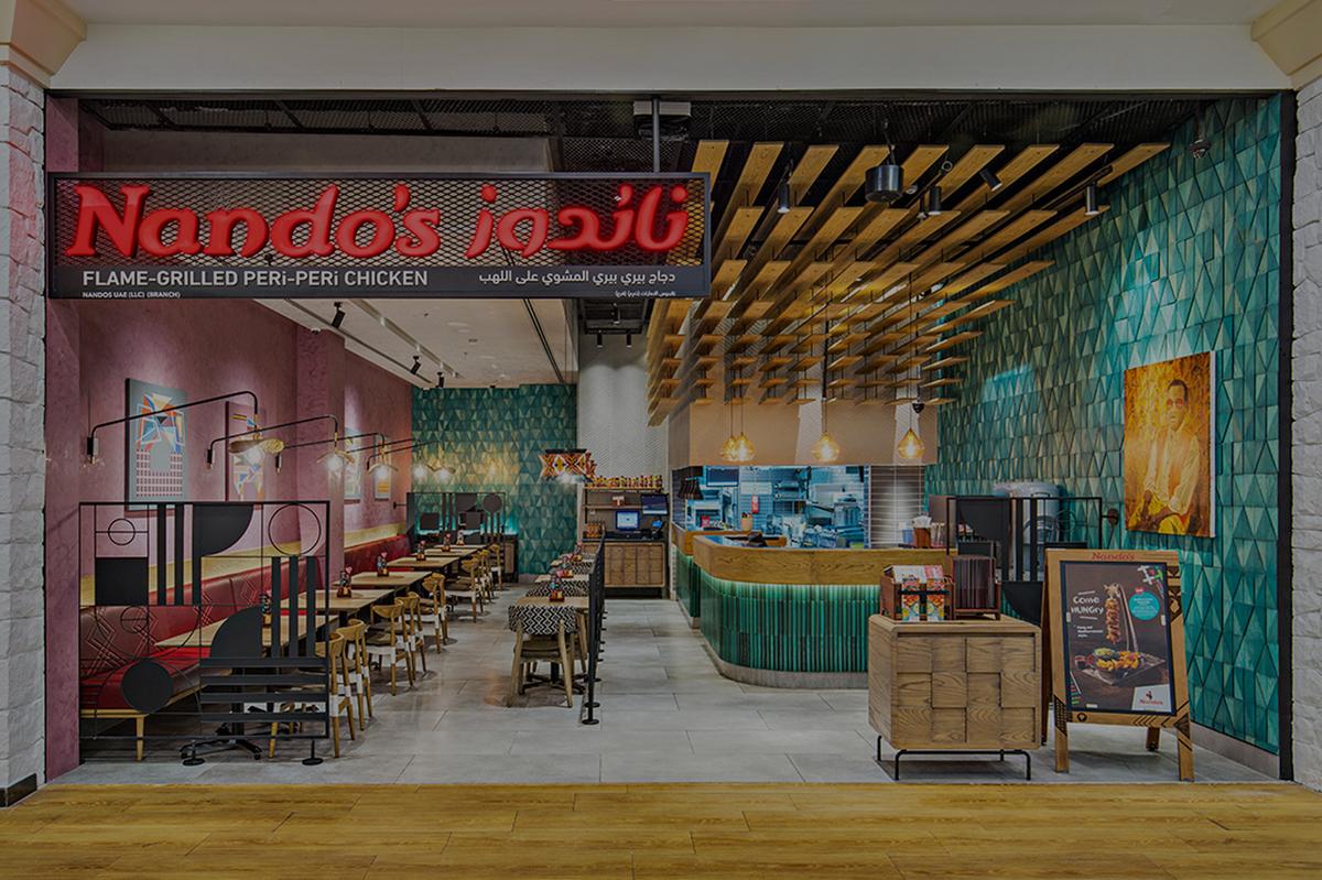 Nando's Mall of the Emirates