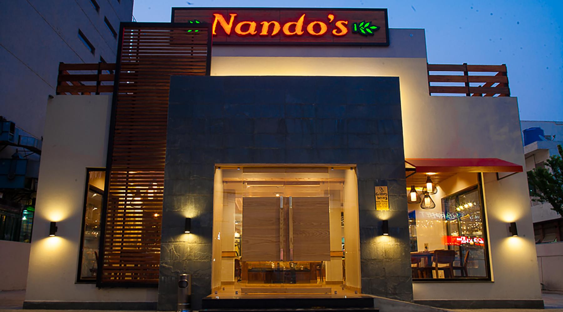 Nando's Gulberg