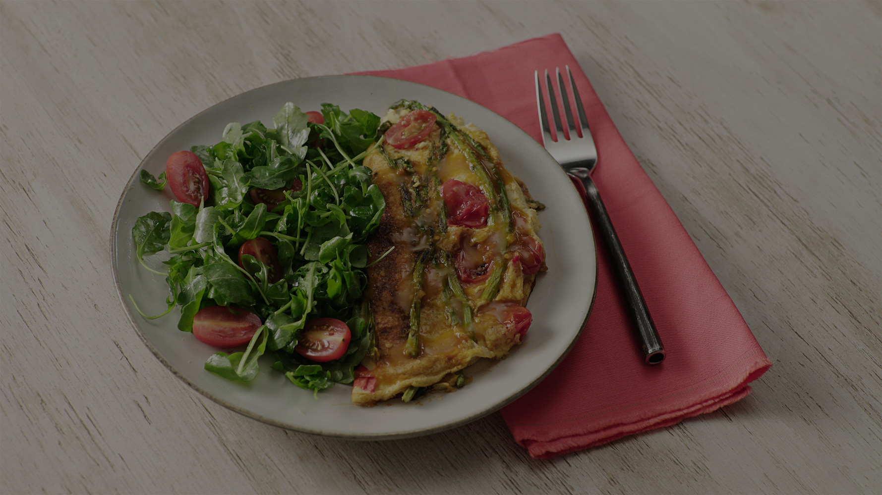 PERi-PERi Omelette