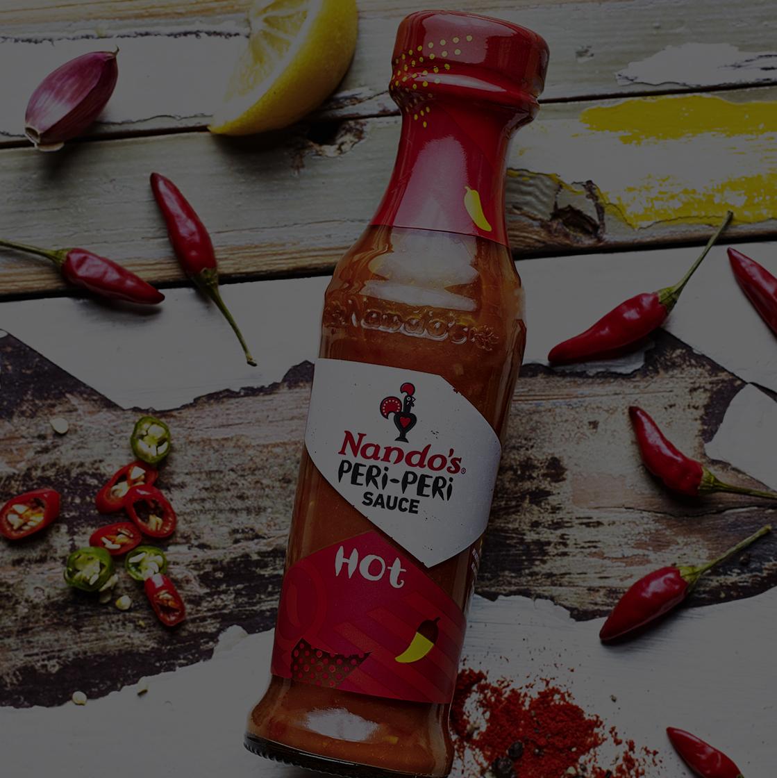 Hot PERi-PERi Sauce
