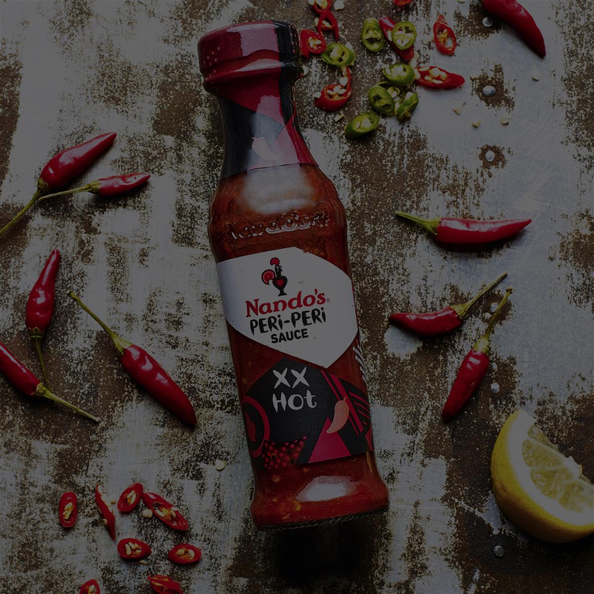 XX Hot PERi-PERi Sauce