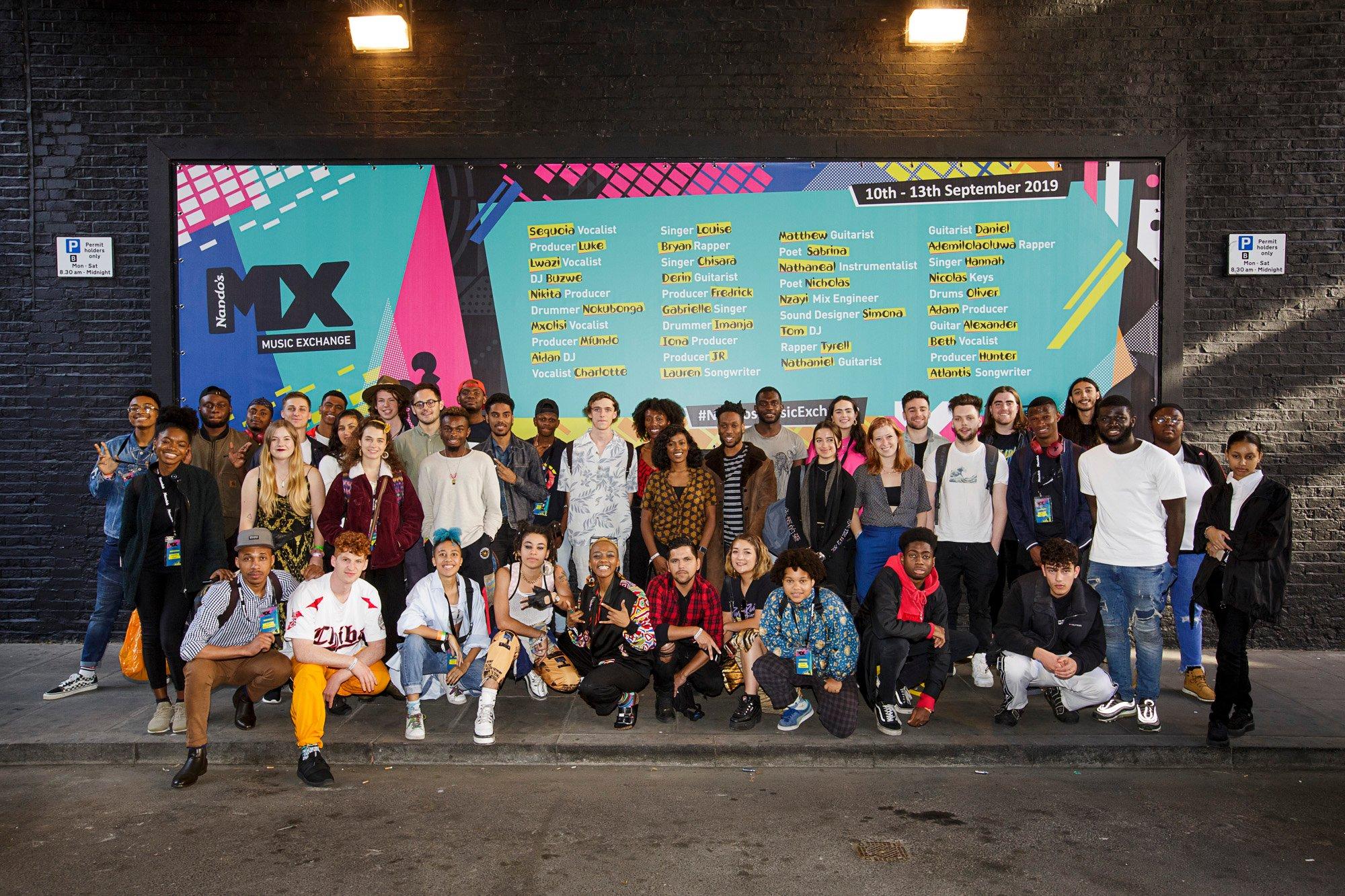 Nando's MX – nurturing global talent