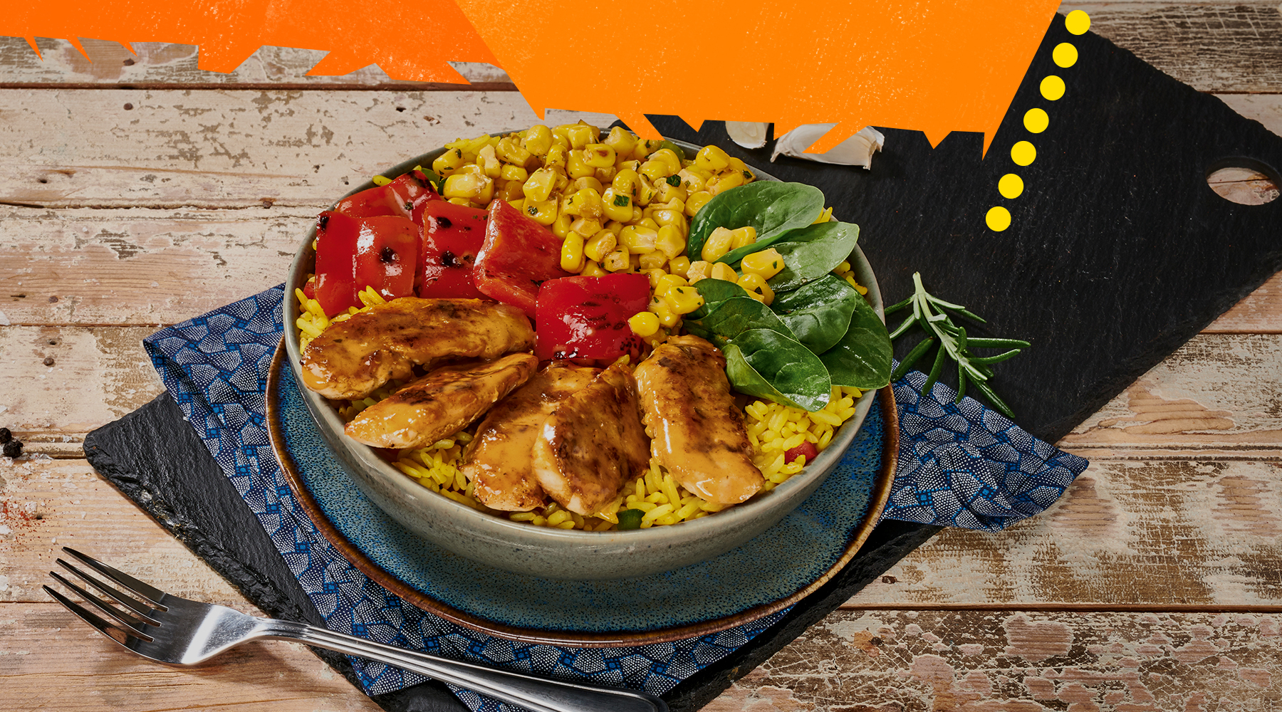 PERi-PERi flame-grilled Chicken Restaurants | Nando's