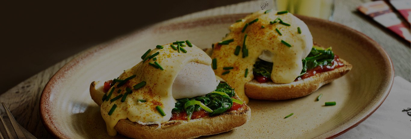 Nando's Breakfast