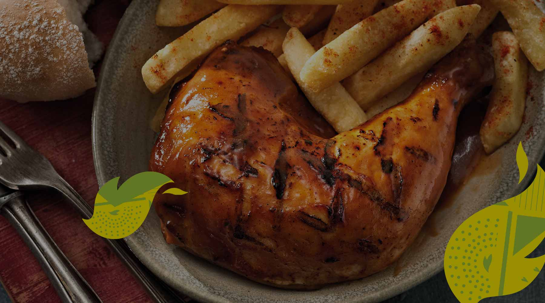 PERi-PERi. The flavour to feed your fire!