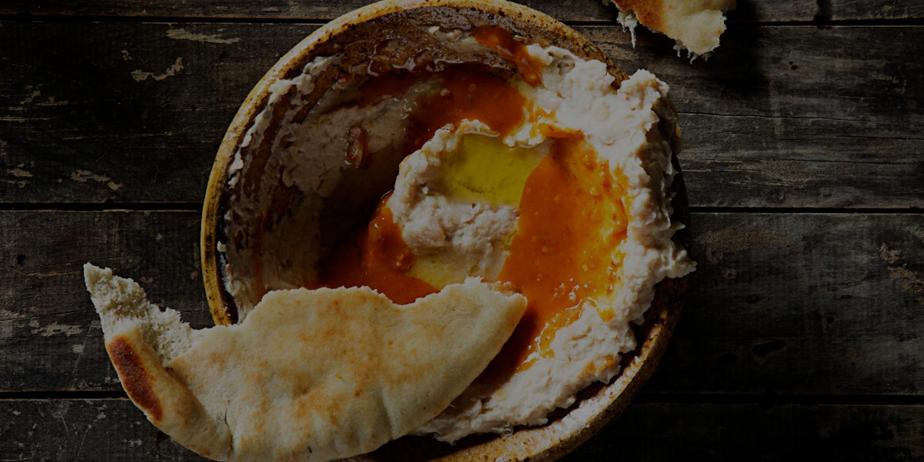 PERi-PERi Hummus