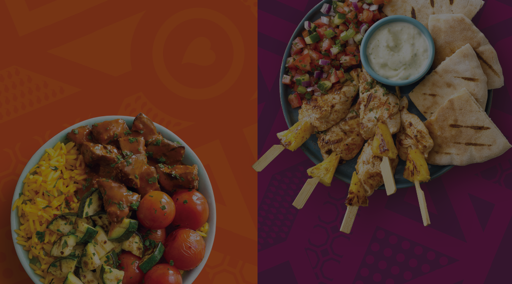 Try something new at Nando's